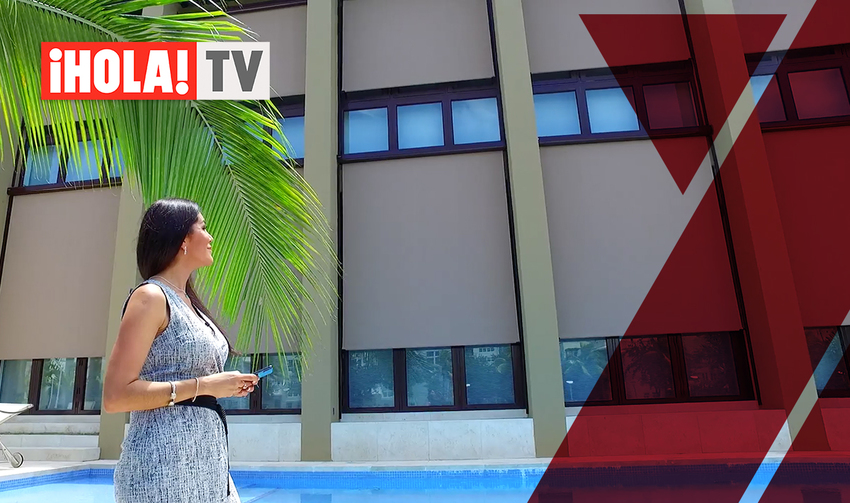 Vertilux at ¡HOLA! TV