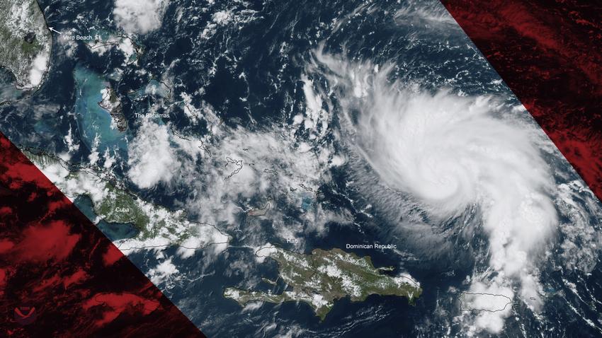 Hurricane Dorian Announcement