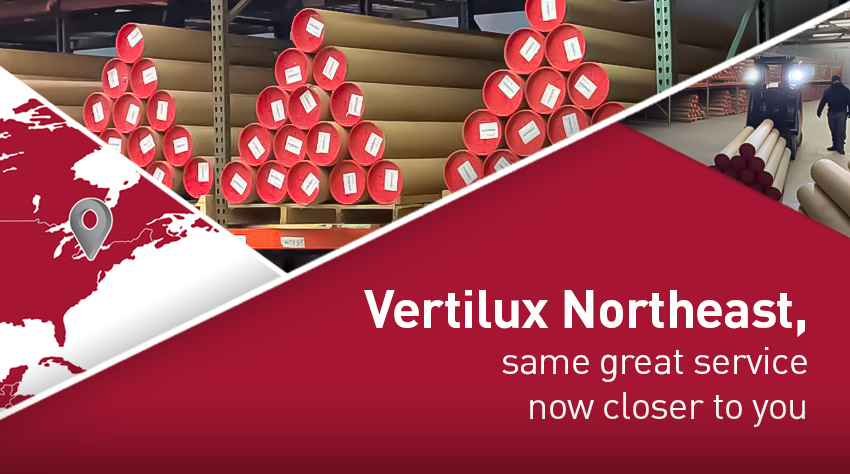 Vertilux Northeast, same great service now closer to you