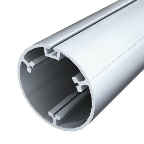 """0-154-TU-83020    3 ¼"""" (83 mm) Aluminum Tube"""