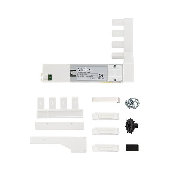 6-710-SP-00400 | Motor Set for Sliding Panels, 4 Channel, Right Side