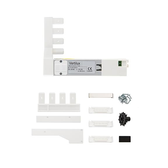 6-710-SP-00410   Motor Set for Sliding Panels, 4 Channel, Left Side