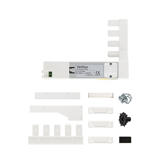 6-710-SP-00500 | Motor Set for Sliding Panels, 5 Channel, Right Side