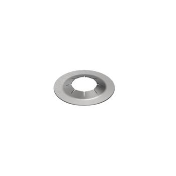 "0-030-CA-08500 | 4 Prong Pinion Pushnut 7/32"" (5.62mm), Zinc ((Until inventory runs out)"