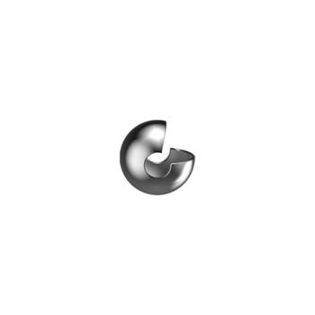 "0-030-CA-08810 | 3/16"" (4.8mm) NPB Bead for Splicing #10 Plastic Chain"