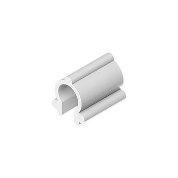 """0-030-CA-10900   ½"""" (12.7 mm) Plastic Spacer"""