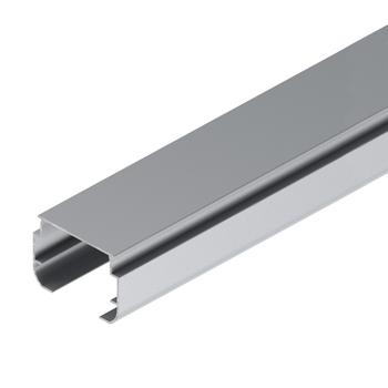 0-040-AL-002XX | MATRIX Aluminum Ellipse Track for Vertical Blinds