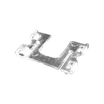 "0-090-CA-20500 | Louverlux-1"" (25mm) Plastic Slat Clip"