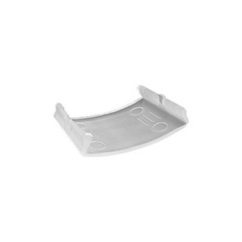 "0-098-CA-01900 | 2"" Plastic Bottomrail Tape Lock"