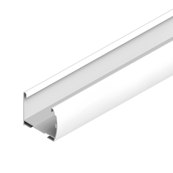 "0-112-04-01000 | Aluminum 1 1/2"" x 1 1/2"" Headrail for Cellular 