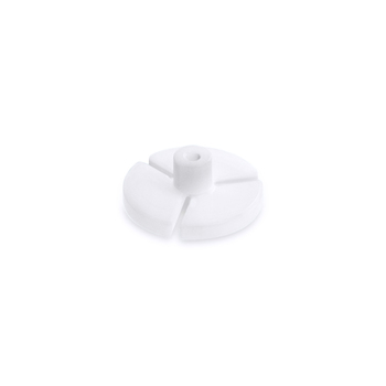 0-112-04-10000 | Plastic Retainer Button for Lift Cord - Milky