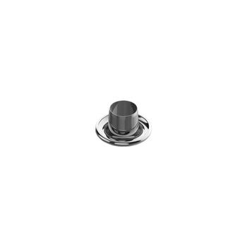 0-112-04-13000 | Metal Cord Eyelet - Zinc