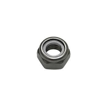 0-140-04-00M8N | Stainless Steel Nut (Nylon Lock) M8To be used with 0-153-01-00TOT