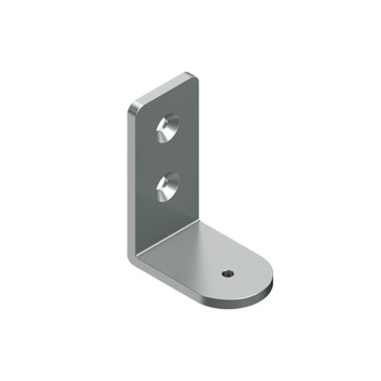 0-140-04-01600 | Stainless Steel Angle Bracket for S/S Rod Fasterner