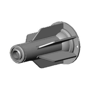 0-140-04-03400 | Plastic Endplug Black