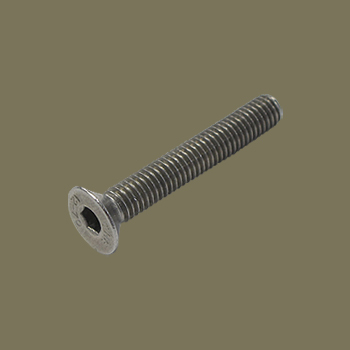 0-140-04-08800 | Stainless Steel Allen Screw   M-6x50, Din 7991