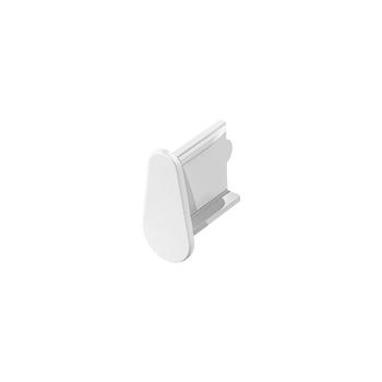 0-151-RE-T0050 | End Cap for Teardrop Bottom rail