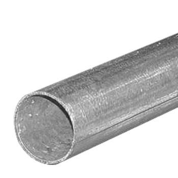 "0-153-01-00500 | 1 9-16"" (40 mm) Galvanized Bottomrail Tube"