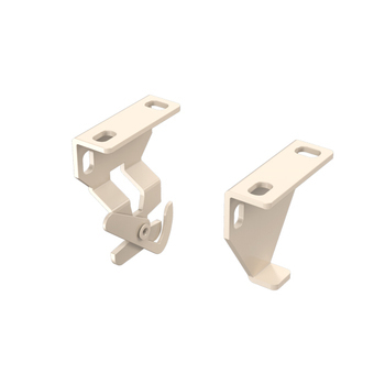"0-154-BX-36038 | 1 ½"" (38mm) Projection Installation Brackets, Small Tab"