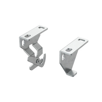 "0-154-BX-36038 | Installation Brackets | Small TM | 1½"" (38mm) Projection"