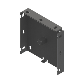 "0-154-BR-M4FXX | 4"" Fascia Installation Bracket with Motor Block"