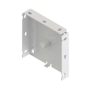 "0-154-BR-M4FXX | 4"" Fascia Installation Bracket with Motor Block"