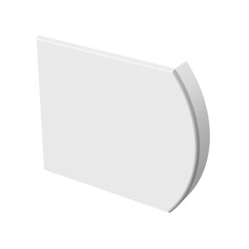 "0-154-CO-FPR3X | Cover for 3"" Round Fascia  |  Plastic"