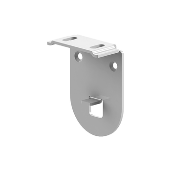 "0-154-PB-E02XX | EURO Small Bracket  |  Small TM  |  1½"" (38mm) Projection"