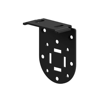 "0-154-PB-E03XX | EURO Medium Bracket  |  HM  |  2"" (50mm) Projection"
