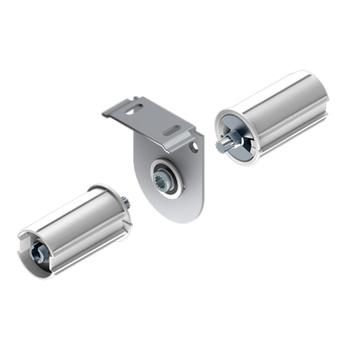 "0-154-PB-EI3XX | EURO Medium Intermediate Direct Drive Set with 1½"" (38mm) End Plugs"