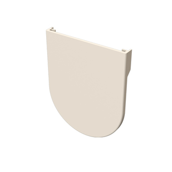 0-154-PC-E01XX | EURO Medium Bracket Cover
