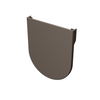0-154-PC-E01XX | EURO Medium Bracket Cover
