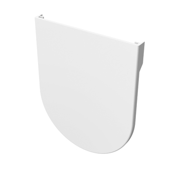 0-154-PC-E02XX | EURO Large Bracket Cover