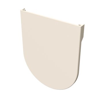 0-154-PC-E02XX | Cover for EURO Large Bracket