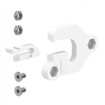 0-154-PS-ES0LX | Euro Idler End Support Set