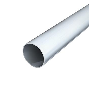 "0-154-TU-38421 | 1.5"" (38mm) Smooth Motor Aluminum Tube 19'"