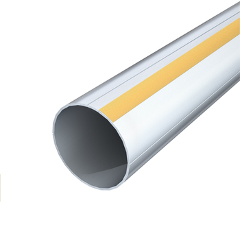 "0-154-TU-50010 | 2"" (50 mm) Aluminum Tube with Tape 16'"