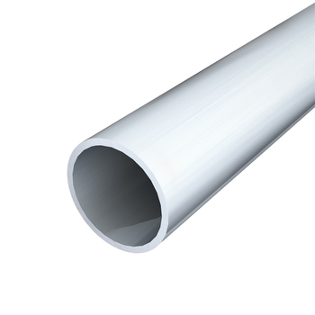 "0-154-TU-50522 | 2"" (50 mm) Heavy Duty Aluminum Tube without Tape 20'"