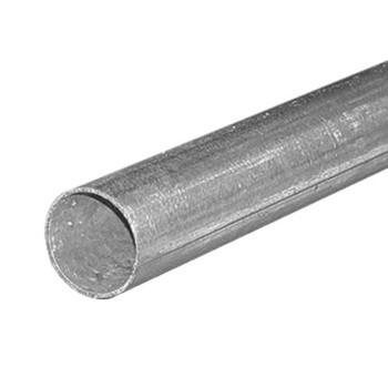 "0-154-TU-GAL30 | 1 3/16"" (30mm) Galvanized Bottomrail Tube"