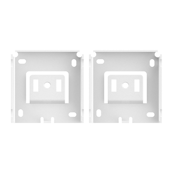 "0-155-BR-HM3FX | 3"" Fascia Installation Brackets 
