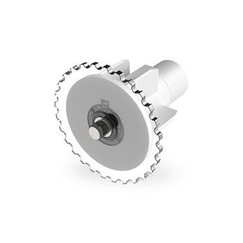0-155-EW-SL653 | Heavy Duty Spring Loaded Retractable Pin End (Ø: 6.25mm)