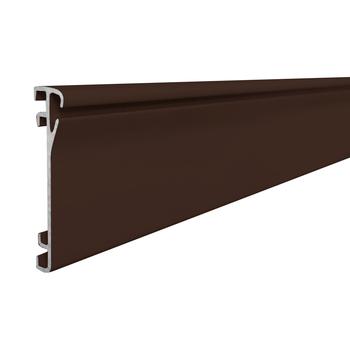 0-159-AL-H1X19 | Roller Headrail for Eurobracket Small - 19 ft