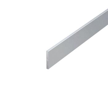 """0-160-CA-01000   Flat Weight 1"""" X 1-8"""" Mill Finish"""
