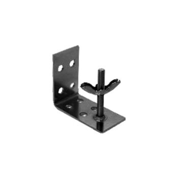 "0-167-CA-00510 | Bambu - 2.5"" Mounting Bracket with wing nut"