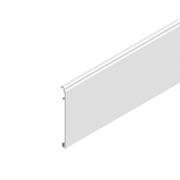 "0-181-CA-00000 | 3"" Alum. Valance for Sliding Panels & MATRIX"