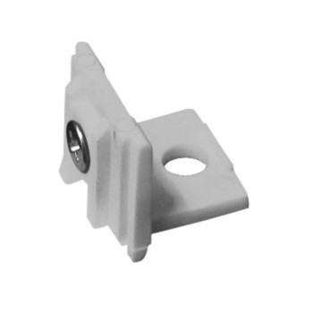"0-181-CA-0152X | Sliding Panel  Double""L"" Bracket Angle Front Installation"