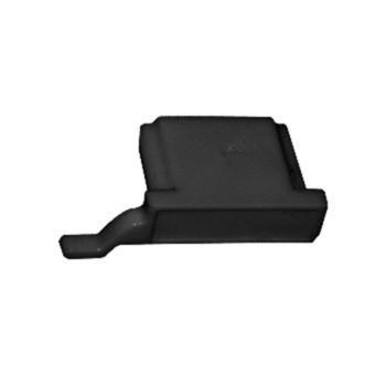 0-181-CA-0190X | Sliding Panel End Plug Right