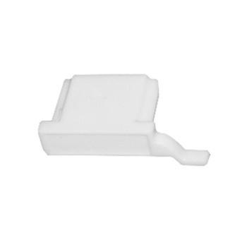0-181-CA-02000 | Sliding Panel End Plug, Left - White