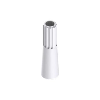 0-181-CA-02700 | Wand Knob - White
