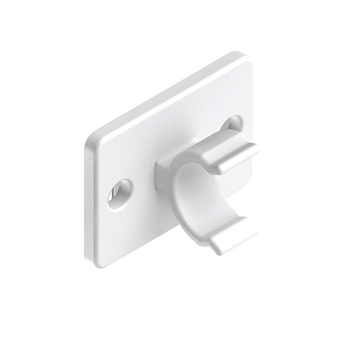 0-181-CA-02800 | Wand Clip - White